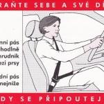 Bezpečnostný pás v aute počas tehotenstva